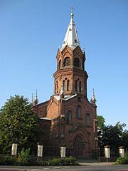 Kościól Ewangelicko-Augsburski w Koninie