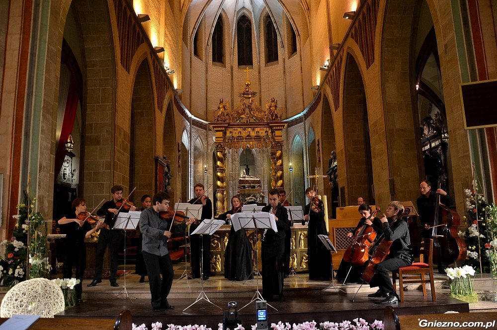 Muzyczne przestrzenie 2011 autor zdjęcia: gniezno_com_pl